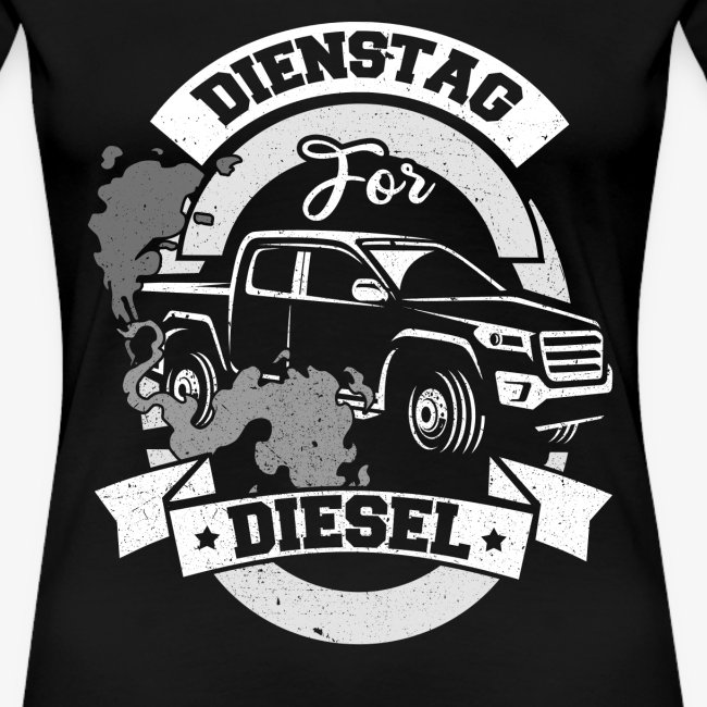 Dienstag for Diesel Fridays for Hubraum Klimakrise