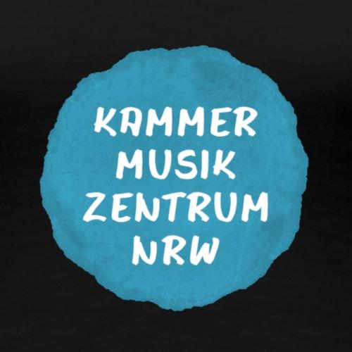 Kammermusikzentrum NRW Button - Frauen Premium T-Shirt
