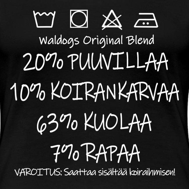 Waldogs O Blend Kuola