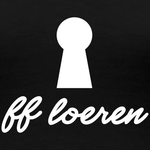 FFloeren - Vrouwen Premium T-shirt