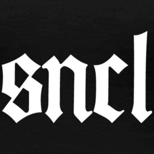SNCL Retro Weiß - Frauen Premium T-Shirt