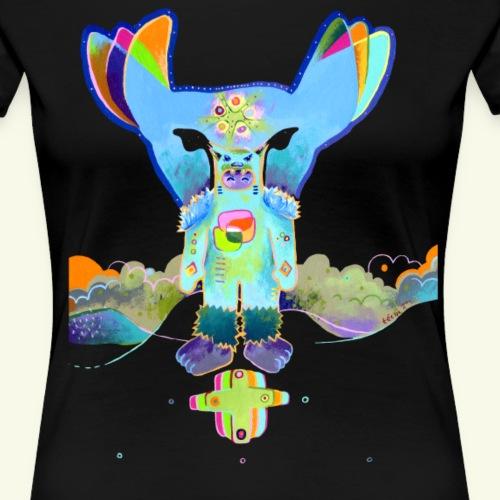 night guardian - Women's Premium T-Shirt
