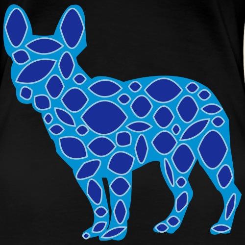 Französische Bulldogge 2 - Frauen Premium T-Shirt