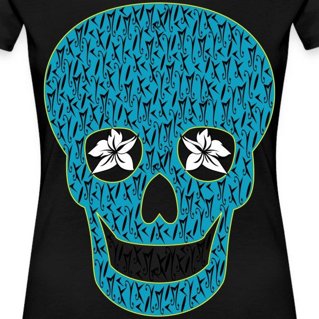Blue Skull McKoy