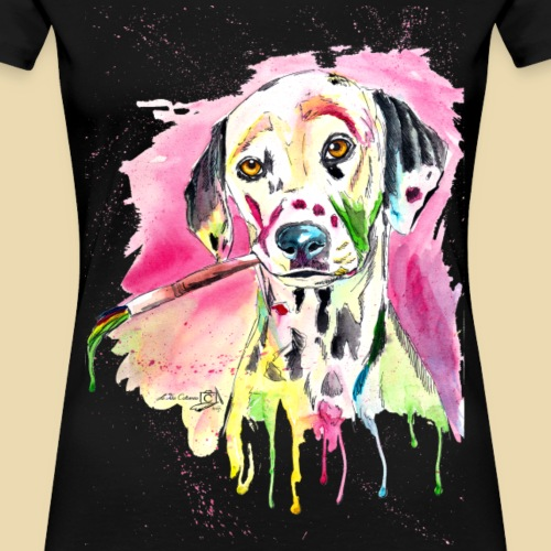 ANILATShirt.png - Frauen Premium T-Shirt