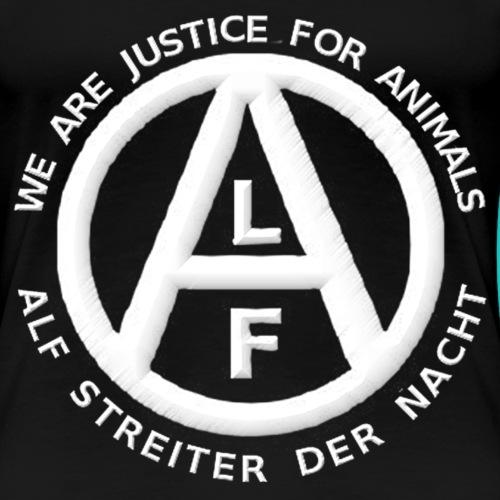 ALF 3D SdN - Frauen Premium T-Shirt