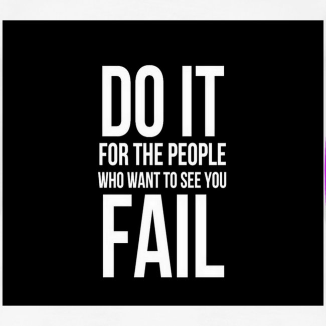 do it for the people