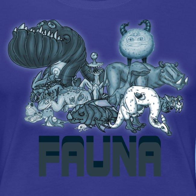 FAUNA shirt png
