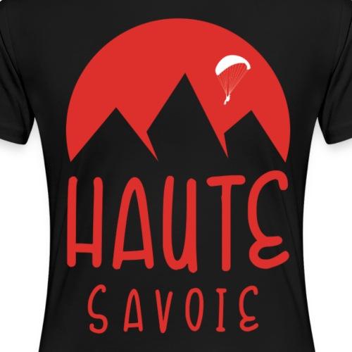 Haute Savoie Parapente - T-shirt Premium Femme