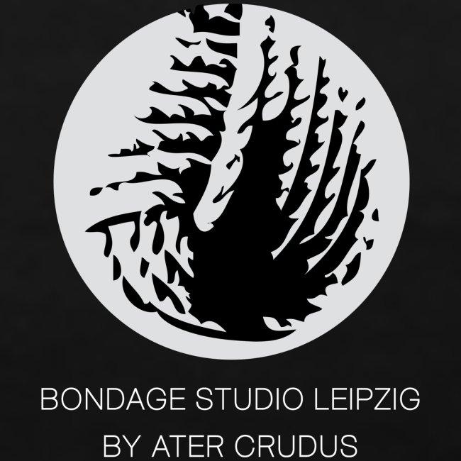 Bondage Studio Leipzig Logo weiße Schrift