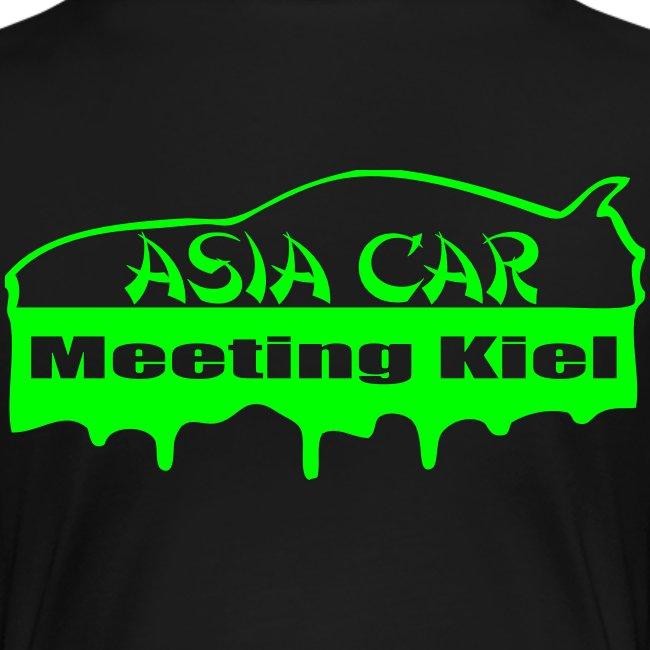 Asia meets Kiel Aufkleber