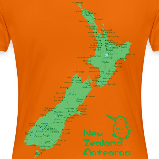 New Zealand Aotearoa