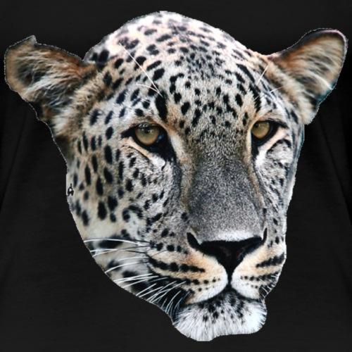 Snow Leopard - Women's Premium T-Shirt