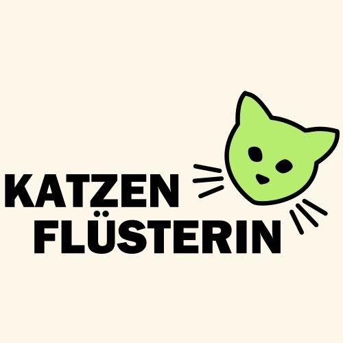 Katzenflüsterin - Frauen Premium T-Shirt