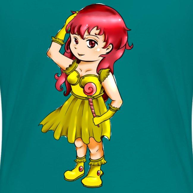 GRAND Magical Girl png