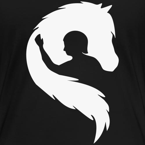 Umarmung - Frauen Premium T-Shirt
