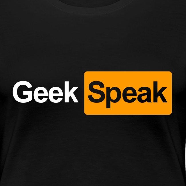 Geek Speak png