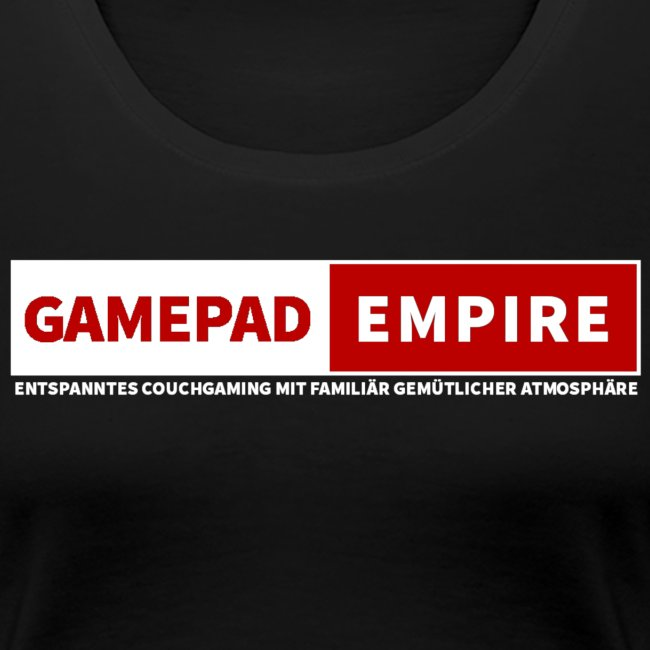 Gamepad Empire Entspanntes Couchgaming colored png