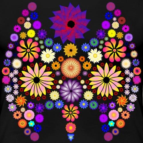 Beautiful Butterfly - Women's Premium T-Shirt