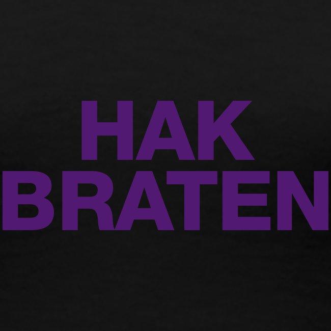 hakbraten