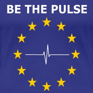 BE THE PULSE - Vrouwen Premium T-shirt