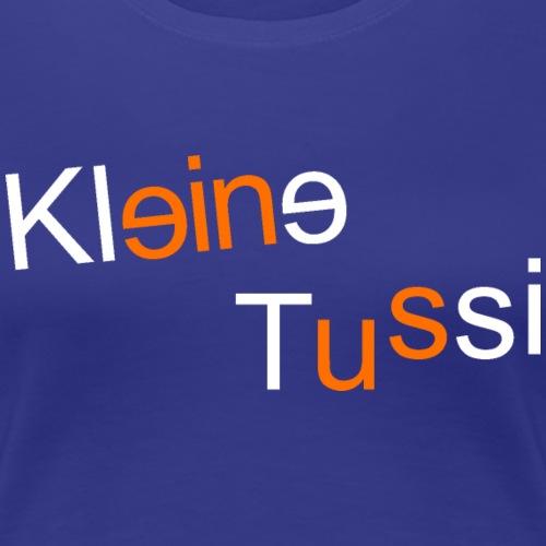Kleine Tussi - 08 - Frauen Premium T-Shirt