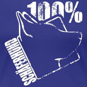 SHEPHERD 100 - Women's Premium T-Shirt