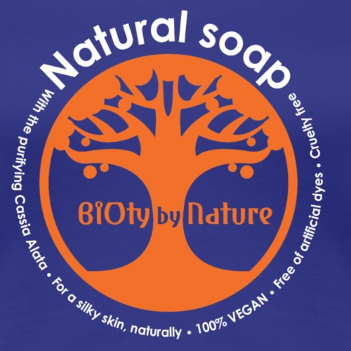 Bioty by Nature - T-shirt Premium Femme