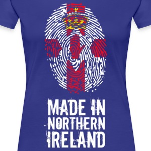 Made In Northern Ireland / Northern Ireland - Women's Premium T-Shirt