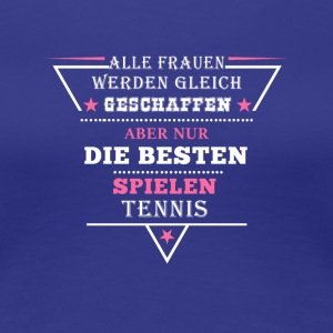 Triangle Design - Frauen Premium T-Shirt