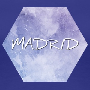 Madrid - Premium-T-shirt dam