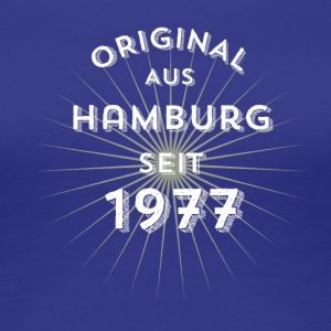Original from Hamburg since 1977 - Women's Premium T-Shirt