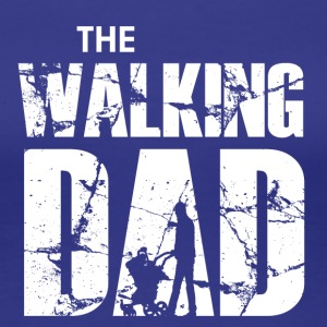 The Walking Dad - Vrouwen Premium T-shirt