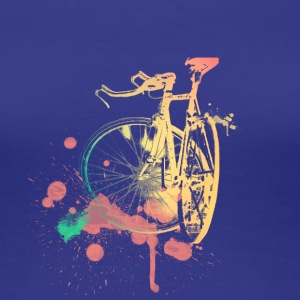 Bike - Frauen Premium T-Shirt