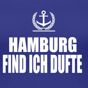 Hamburg - Women's Premium T-Shirt