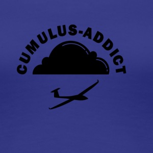 Cumulus addict - Women's Premium T-Shirt