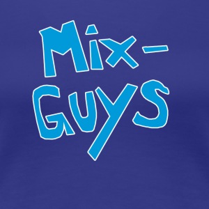 MixGuys - Women's Premium T-Shirt