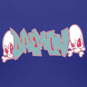 Cool street art graffiti - Women's Premium T-Shirt