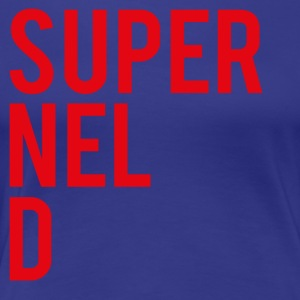 SuperNELdRED-01 - Frauen Premium T-Shirt