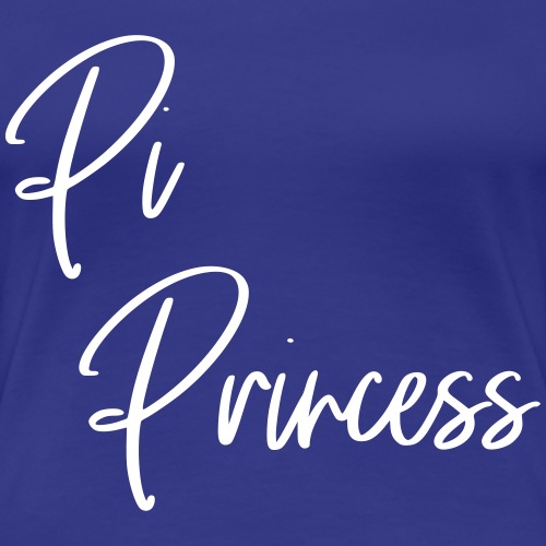 Pi Princess - Women's Premium T-Shirt