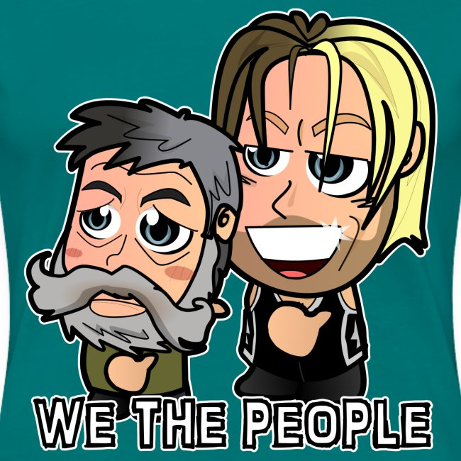 Chibi Swagger - We the People