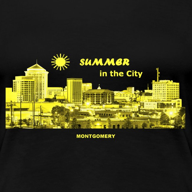 Summer City Montgomery Alabama