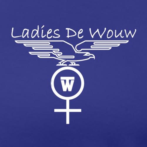 Ladies De Wouw 2013 - Vrouwen Premium T-shirt