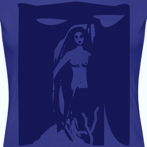 meerjungfrau - Frauen Premium T-Shirt
