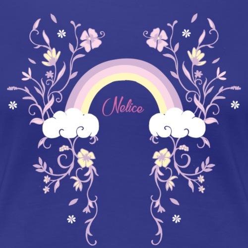 nelice rainbow - Frauen Premium T-Shirt