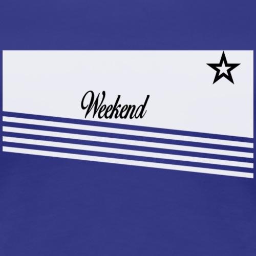 Weekend / Wochenende Star