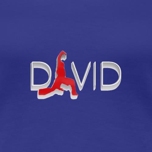 mein Gamer Logo - Frauen Premium T-Shirt