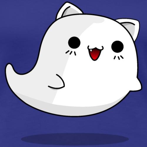 Gato fantasma - Camiseta premium mujer