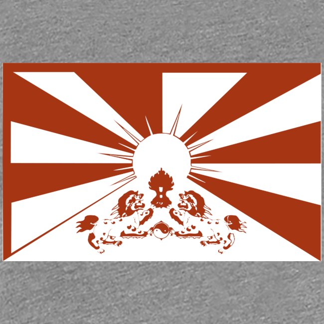 flag red