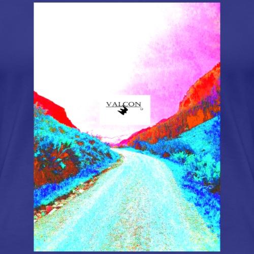 NaturBergstraßePSYCHOD ValC - Frauen Premium T-Shirt
